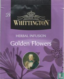 39 Golden Flowers
