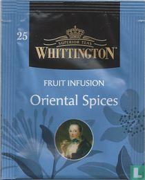 25 Oriental Spices