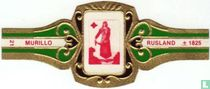 Rusland ± 1825