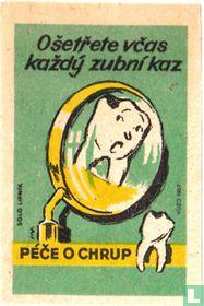 Osetrete vcas kazdy zubni kaz
