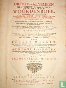 Groot en algemeen kruidkundig hoveniers, en bloemisten woordenboek (…) 2