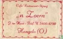 """Café-Restaurant-Slijterij """" 'n Zoern"""""""