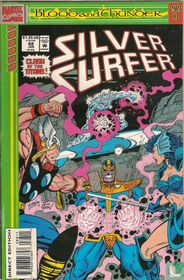The Silver Surfer 88