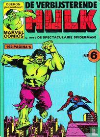 De verbijsterende Hulk 6