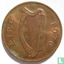 Ierland 2 pence 1976