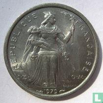 Frans-Polynesië 1 franc 1979