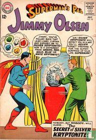 The Secret of Silver Kryptonite!