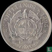 Afrique du Sud 2½ shillings 1895