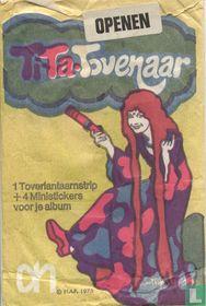 Ti-Ta-Tovenaar Zakje voor Toverlantaarnstrips en albumplaatjes