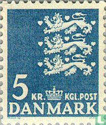 Nationalen Wappen