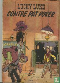 Lucky Luke contre Pat Poker