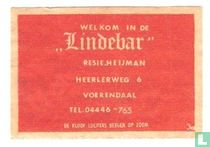 """Welkom in de """"Lindebar"""" - Resie Heijman"""