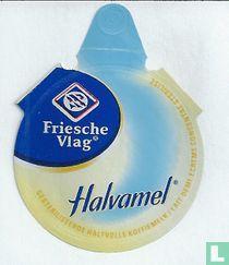 Friesche vlag - Halvamel