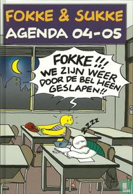 Fokke & sukke agenda 04-05