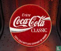 Enjoy Coca Cola Classic