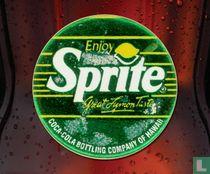 Enjoy Sprite Great Lemon Taste