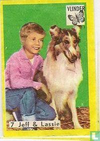 Jeff & Lassie