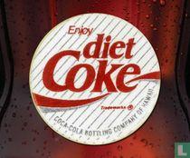 Enjoy diet Coke