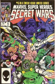 Secret Wars 6