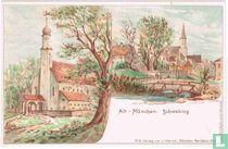 Alt-Schwabing, Nikolaikirche