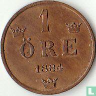 Zweden 1 öre 1884