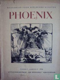Phoenix, Maandblad voor Beeldende kunsten 1