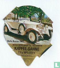 Oldtimer 2 - Rolls Royce 1927