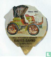 Oldtimer 2 - Weber 1902