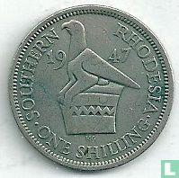 Zuid-Rhodesië 1 shilling 1947