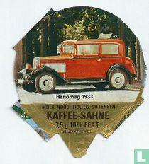Oldtimer 2 - Hanomag 1933