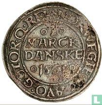 Denemarken 1 marck 1563