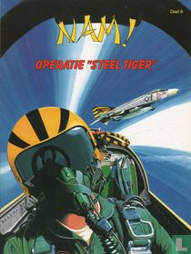 """Operatie """"Steel Tiger"""""""