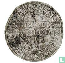 Denemarken 2 skilling 1562