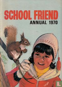 School Friend Annual 1970