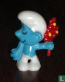Shy Smurf