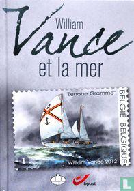 William Vance et la mer