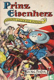 Prinz Eisenherz kämpft gegen die Hunnen