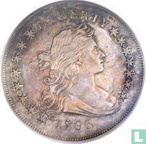 United States 1 dollar 1796 (small date, small letters)