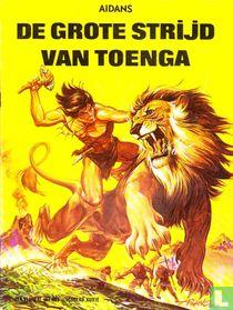 De grote strijd van Toenga