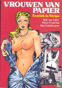 Vrouwen van papier - Erotiek in strips