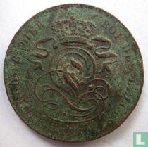 België 2 centimes 1860