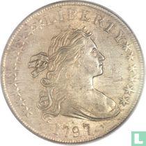 United States 1 dollar 1797 (10 + 6 stars)