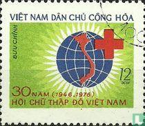 30 years Red Cross
