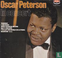 Oscar Peterson in concert