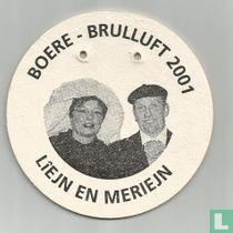 boere brulluft 2001