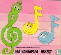 Het Barbapapa-orkest