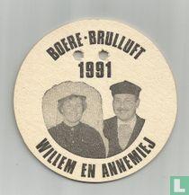 boere brulluft 1991