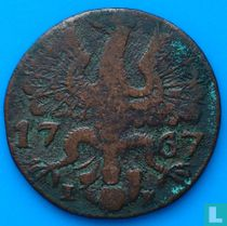 Aachen 12 heller 1767