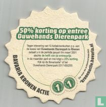 50% korting op Ouwehands Dierenpark