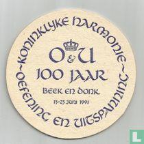 O&U 100 jaar
